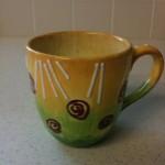 Painted Mug 3