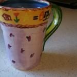 Painted Mug 1