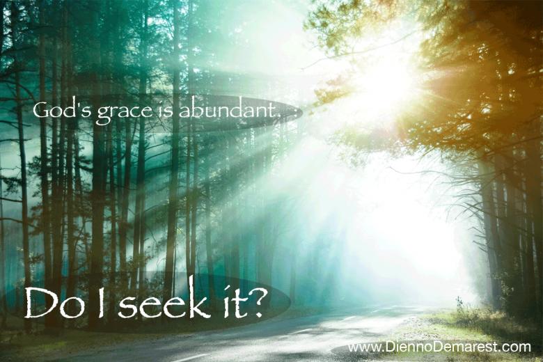 God's Grace is Abundant