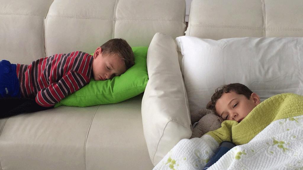 Sick and Sleeping