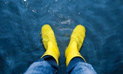 Rubber-boots-in-the-water