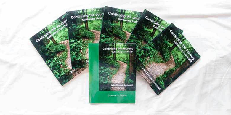 Leaders guide and 3 copies of Continuing the Journey